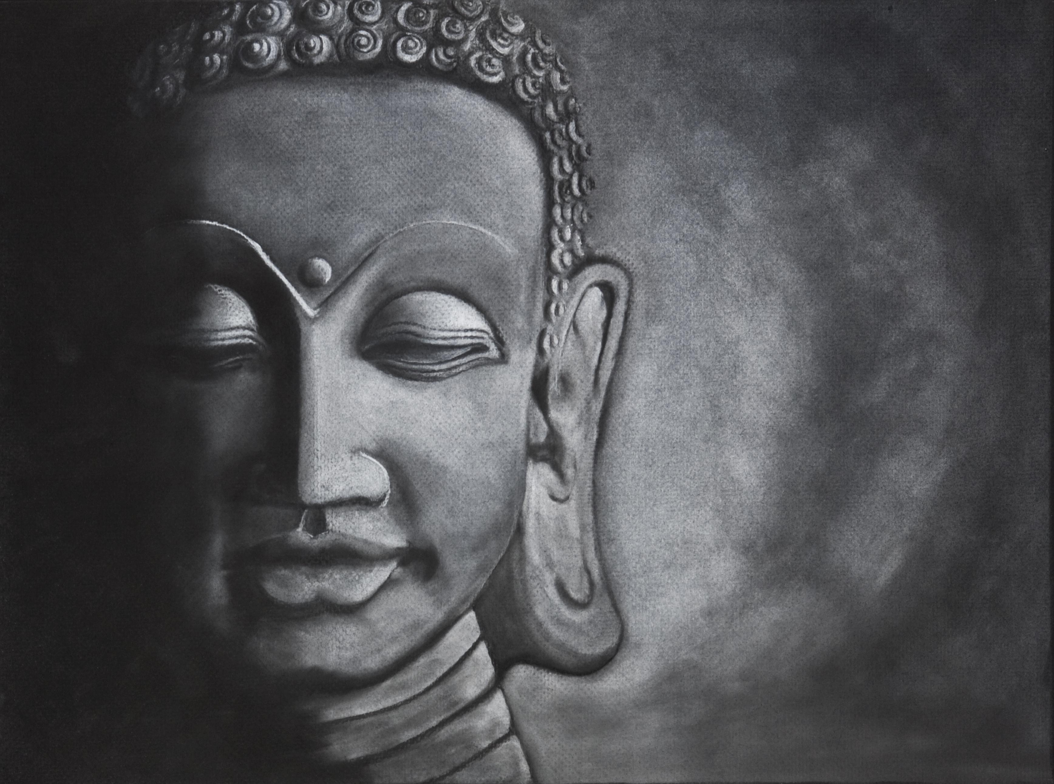 Guest art Buddha